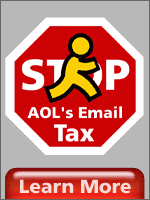 Stop AOL's Email Tax!